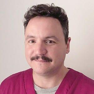 Albert Martínez - osteópata