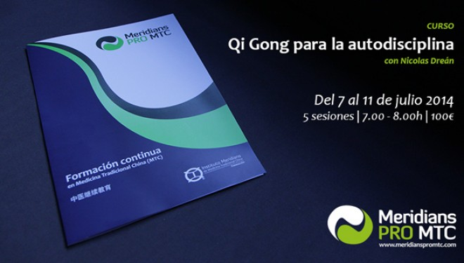 TALLER INTENSIVO |Qi Gong para desarrollar la autodisciplina | Del 14 al 18 de julio