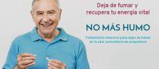 Dejar de fumar con acupuntura