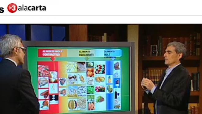 El yin y el yang de los alimentos | J. Pérez-Calvo en TV3