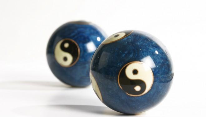 El equilibrio Yin-Yang