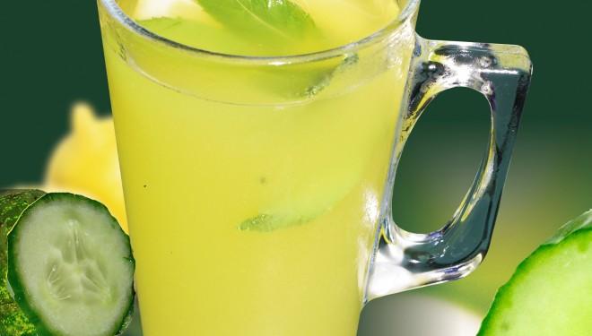 El pepino, refrescante durante el verano