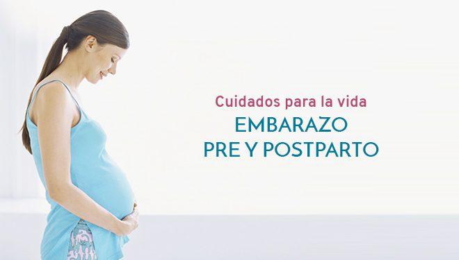 Embarazo y Preparación al parto