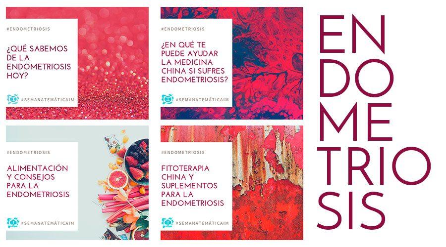 Endometriosis, tratamiento con Acupuntura y Medicina China