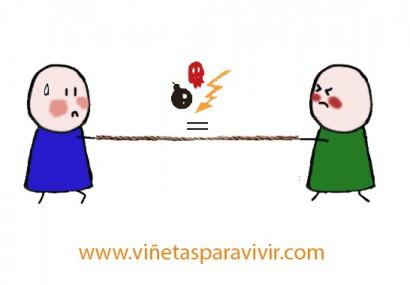 ¿cómo vives los conflictos con los demás?