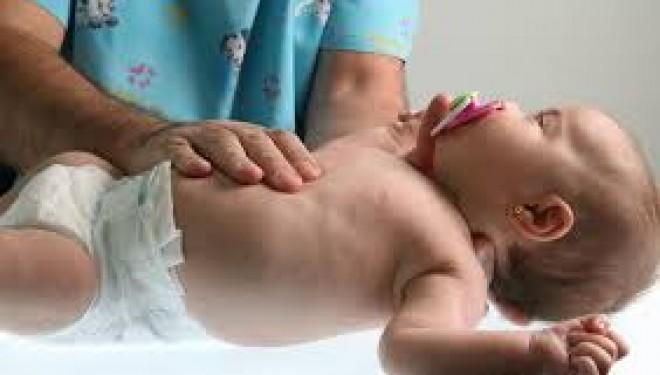 Cólico del lactante, abordaje desde la osteopatía