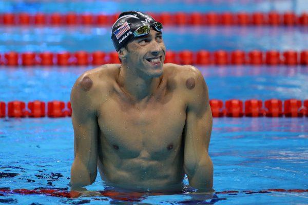 Michal Phelps. Foto: Al Bello/Getty