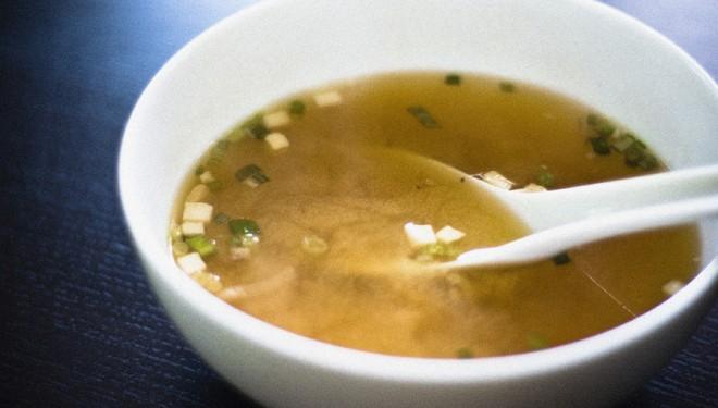 Los beneficios de la sopa de miso en procesos de quimioterapia