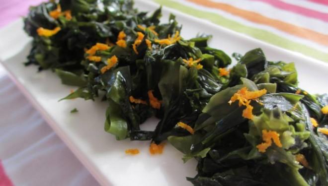Receta | Preparado rápido de alga wakame