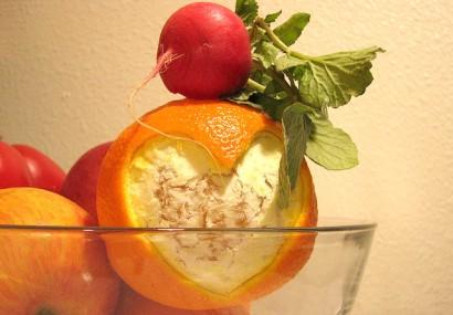 Alimentación simple y limpia para ayudar en los procesos de tos