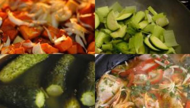 14 estilos de preparación de alimentos = 14 efectos diferentes que podemos generar en la cocina!