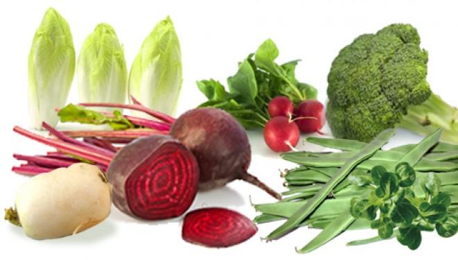 Verduras que nos ayudan a depurar y drenar